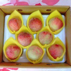 拉拉山水蜜桃 (8粒)
